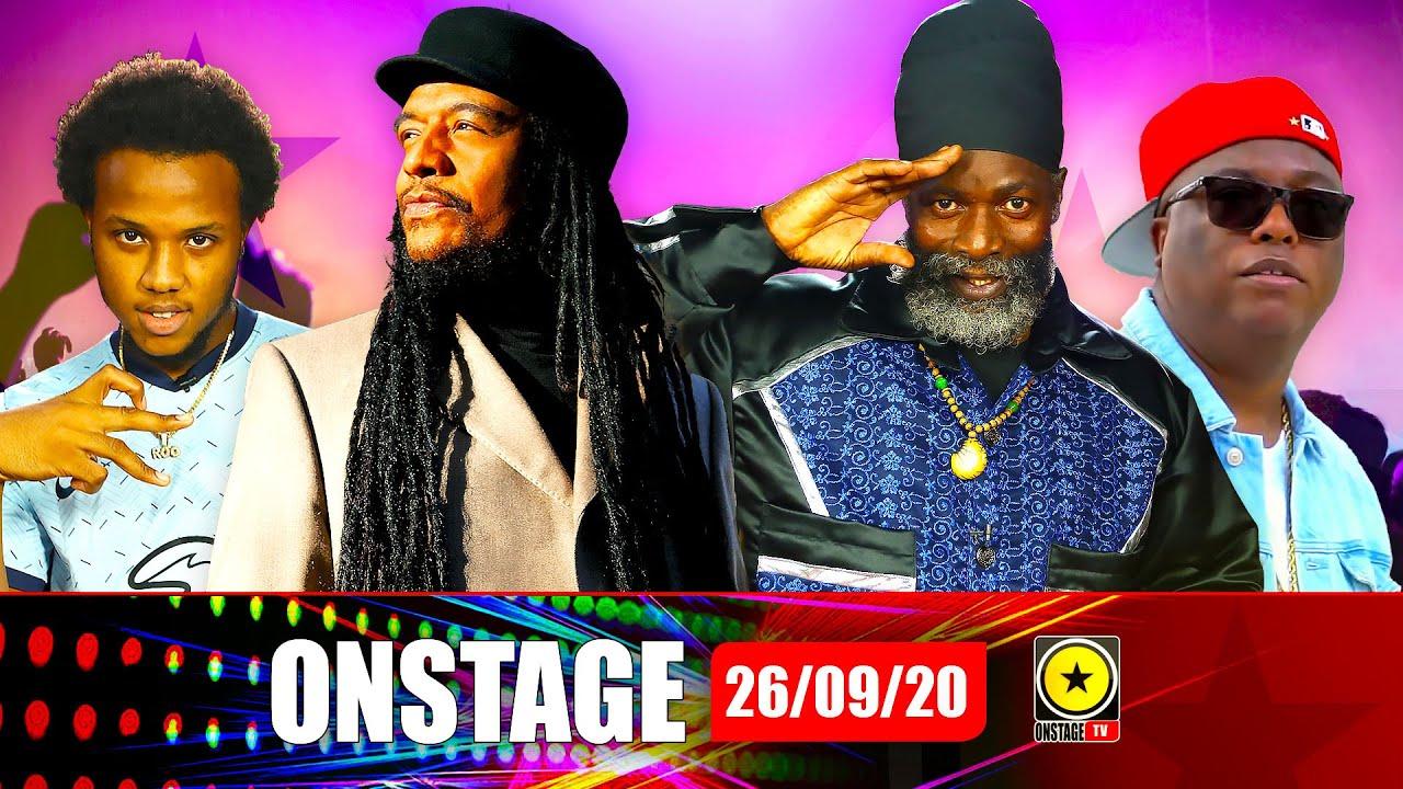 Capleton, Maxi Priest, Twani Price, Badda General @ OnStage TV [9/26/2020]