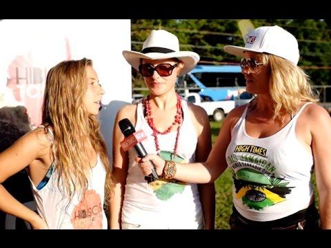 Interviews #2 @ High Times World Cannabis Cup 2015 [11/20/2015]