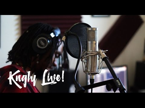 King Charlz - Walk away from love / Still Searching @ Kngly Studios [11/7/2016]