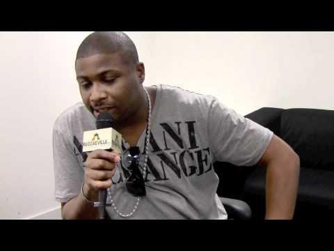 Interview: Gappy Ranks @Rotterdam Reggae Festival [4/24/2011]