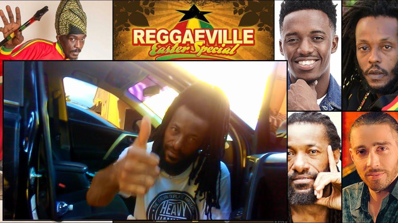 Junior Kelly Announcement - Reggaeville Easter Special 2018 [3/21/2018]
