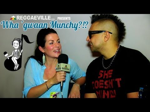 Wha' Gwaan Munchy?!? #3 with Sean Paul [6/5/2013]