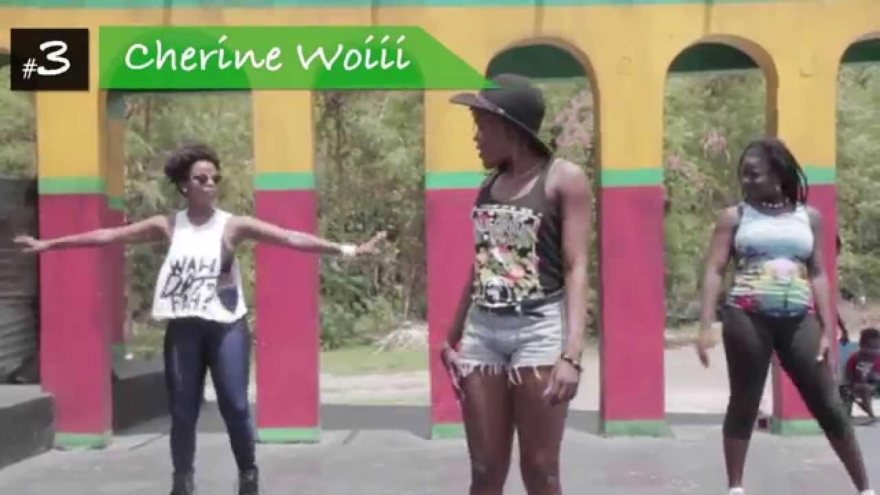 Cherine's Dance Like A Jamaican [9/7/2015]