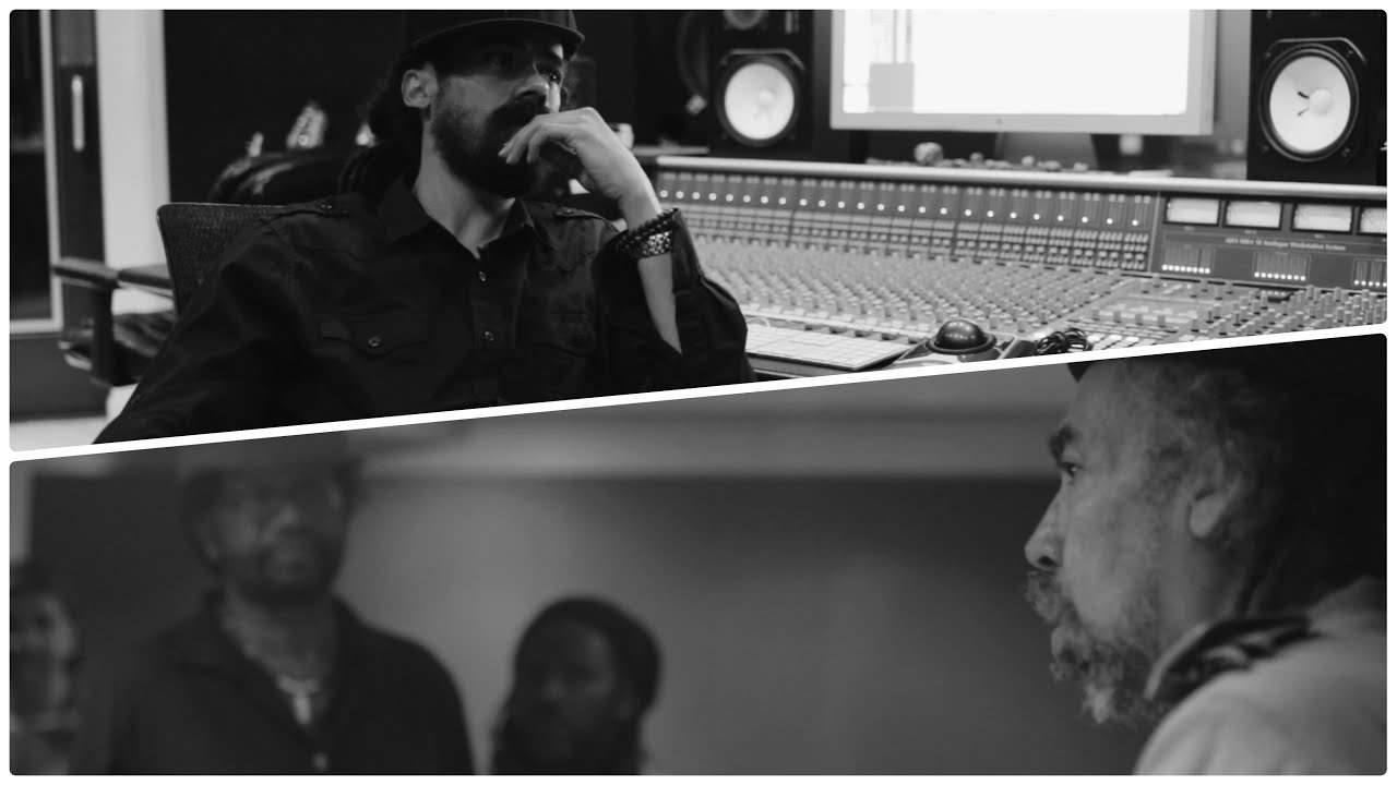 More Work To Be Done | A look inside the studio with Damian Marley and Third World [4/25/2020]