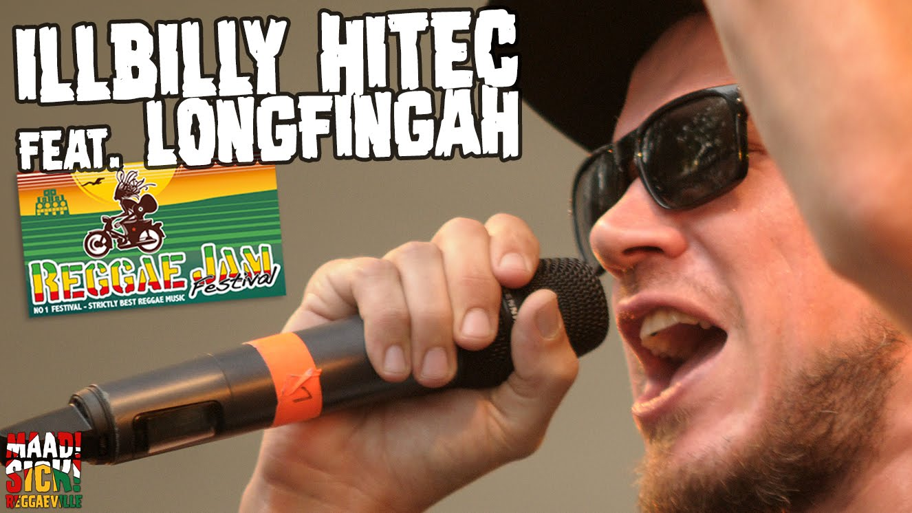 iLLBiLLY HiTEC feat. Longfingah @ Reggae Jam 2016 [7/30/2016]