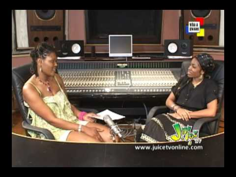 Interview: Cen' C Love @JuiceTV [1/24/2009]