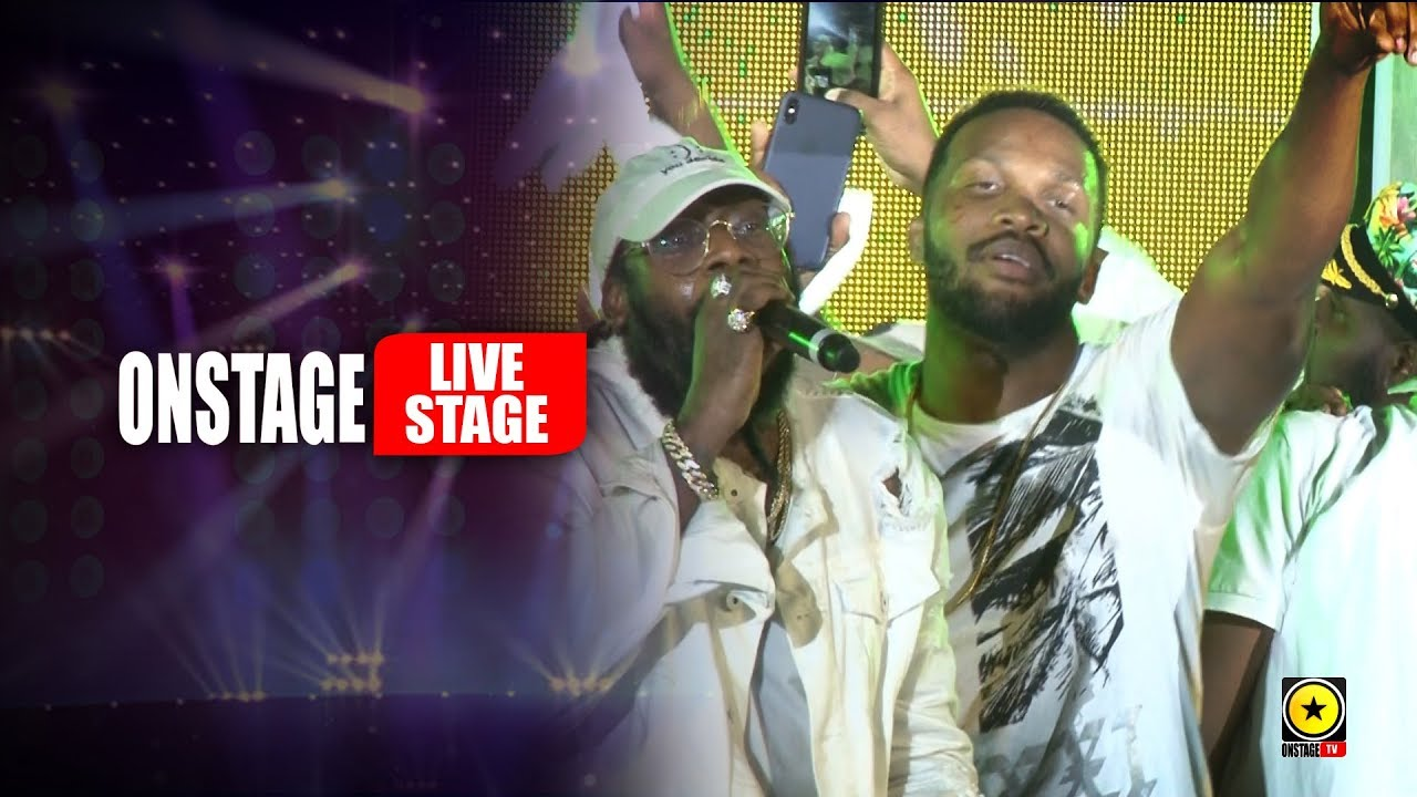 Tarrus Riley & His Choir Of Stars @ Welcome To Jamrock Cruise 2018 (OnStage TV) [12/5/2018]