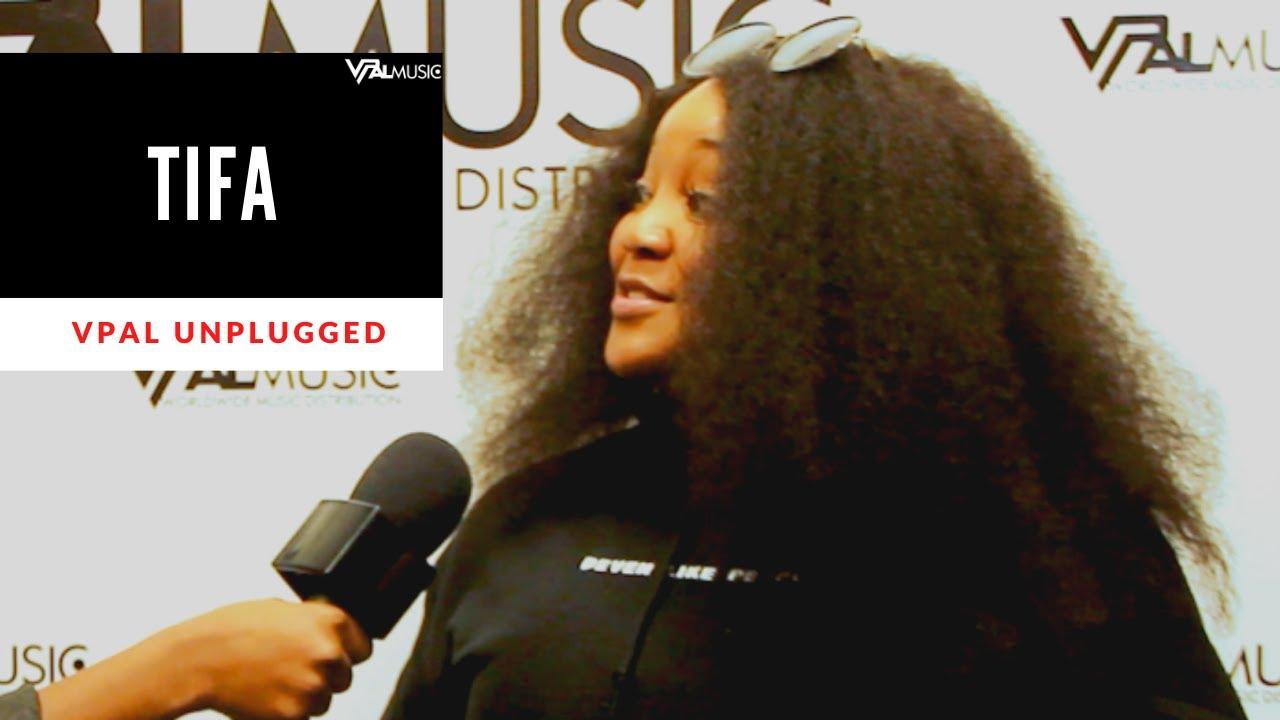 Tifa Interview @ Vpal Unplugged [2/25/2020]