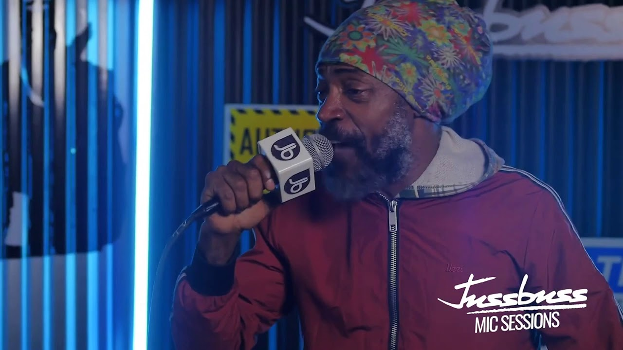 Lutan Fyah - Jah Saved Me (Remix) @ Jussbuss Mic Sessions [5/3/2020]