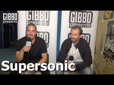 Interview with Supersonic @ Badda Dan Clash 2015 [9/20/2015]