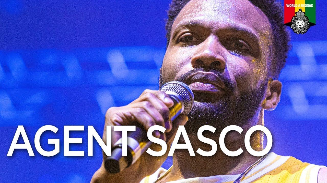 Agent Sasco in Amsterdam @ Sun Splash Reggae Festival 2019 [7/7/2019]