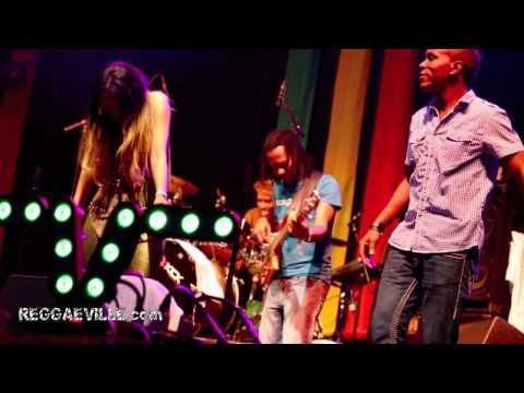 Alborosie @Reggae Geel [4/8/2012]