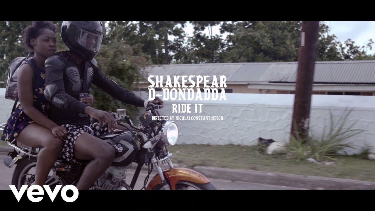 Shakespear D-Dondadda - Ride It [9/10/2020]
