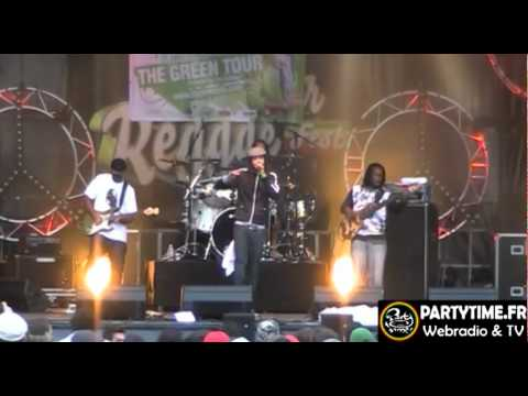 Ziggi Recado @Summer Reggae Fest [7/8/2011]