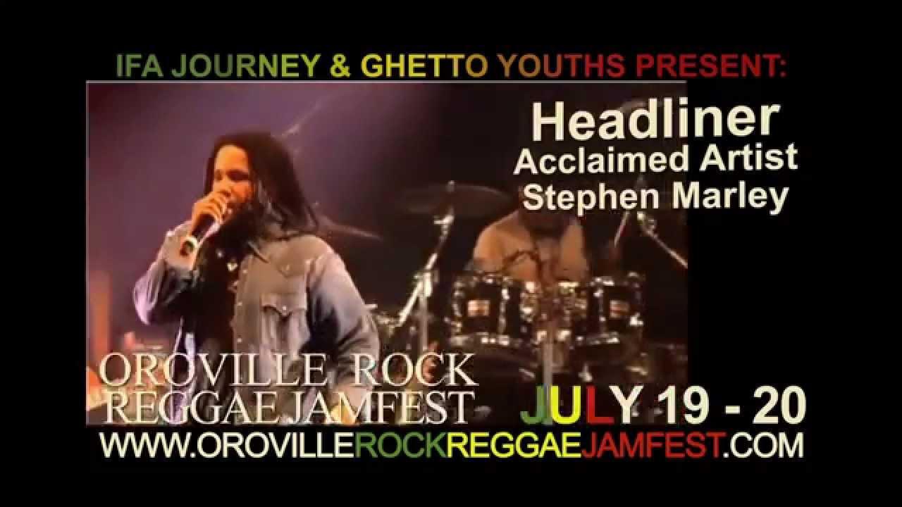 Oroville Rock Reggae Jamfest 2014 (Spot) [7/9/2014]