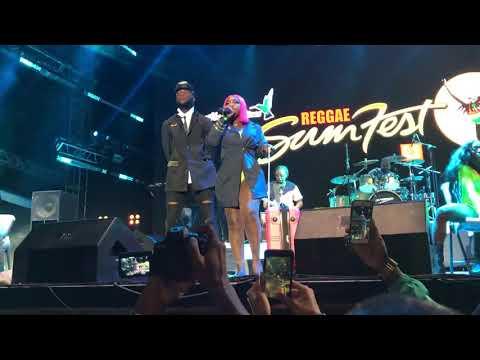 Spice Brings Winter To Jamaica Reggae Sumfest 2019 (Dutty Berry) [7/19/2019]