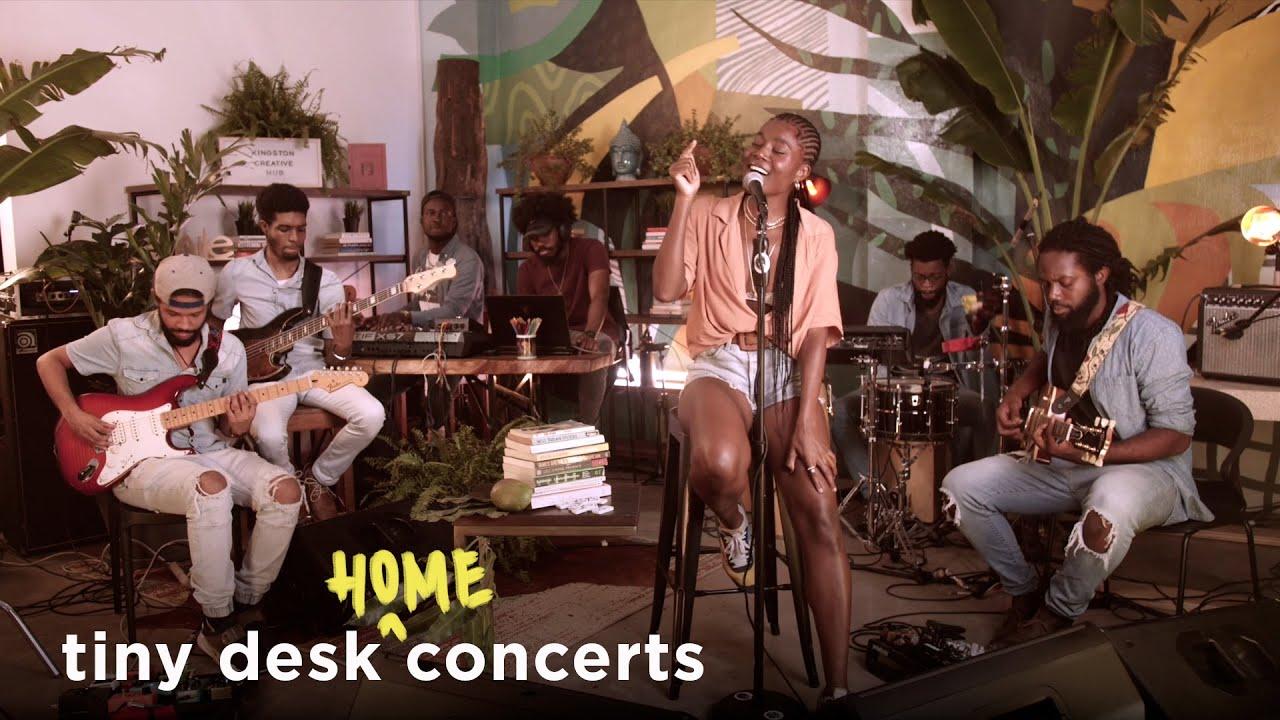 Sevana @ Tiny Desk (Home) Concert [1/26/2021]