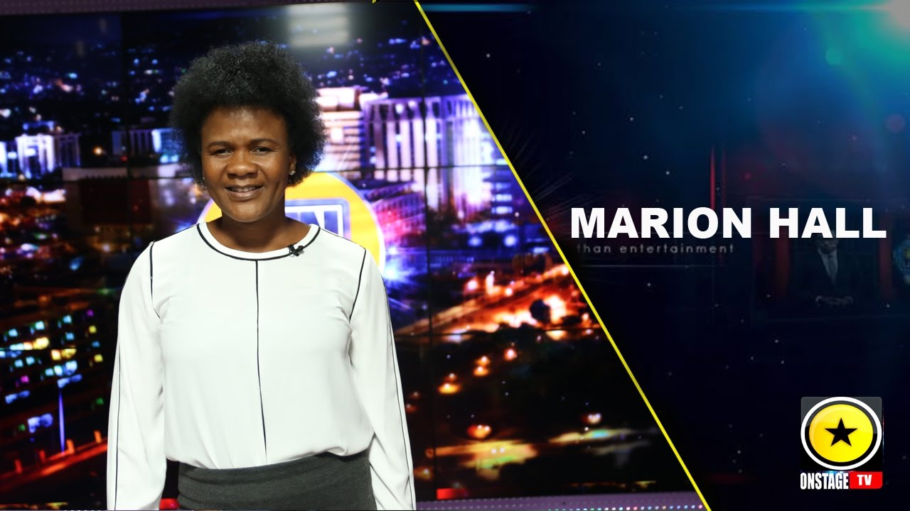 Interview with Marion Hall @ Onstage TV [12/30/2016]