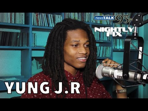 Interview with Yung JR @ Nightly Fix [10/25/2014]