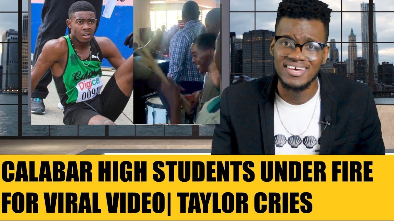 Calabar Students Message To Kingston College Goes Viral & Christopher Taylor Speaks (Dutty Berry Show) [4/2/2019]