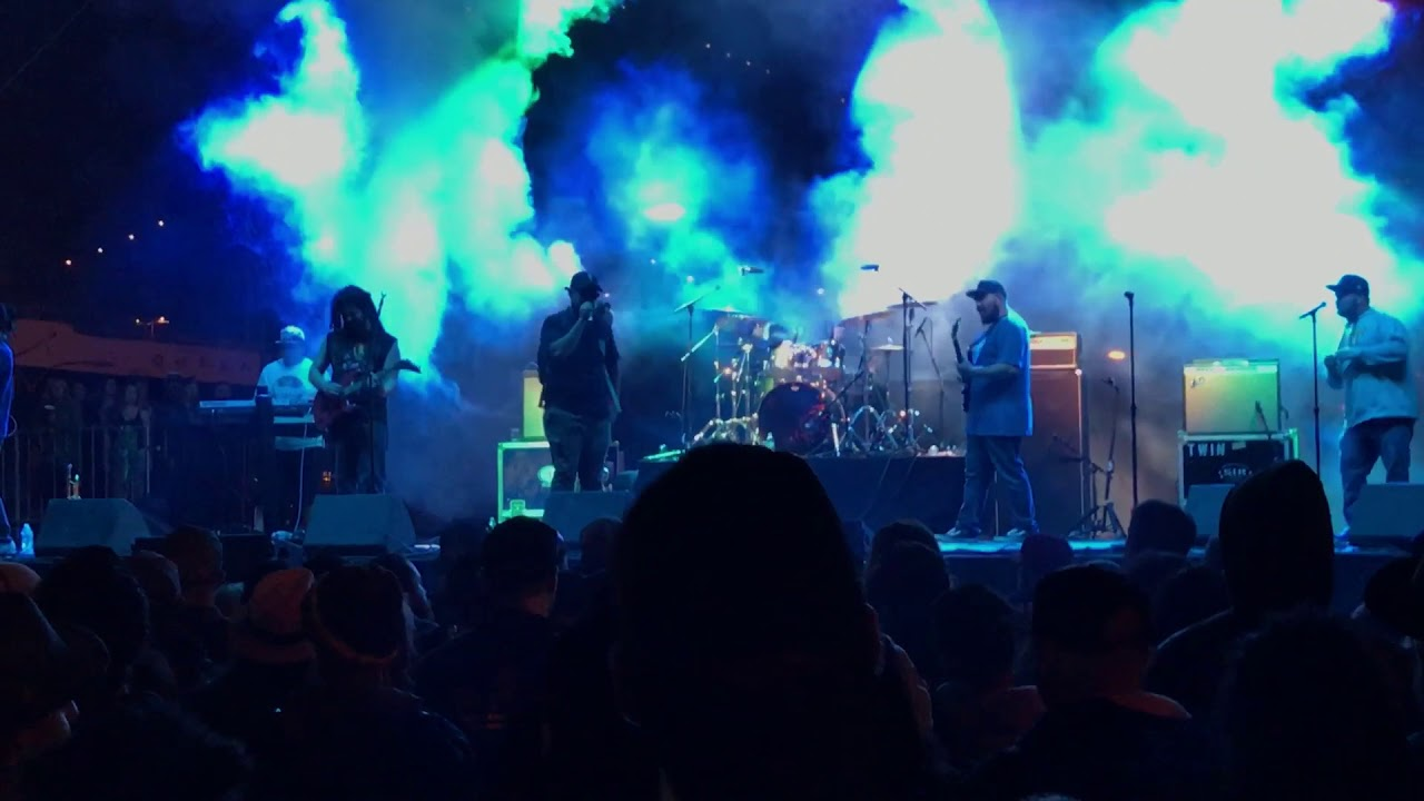 Preston Lee & Skillinjah @ One Love Cali Reggae Fest 2018 [2/11/2018]