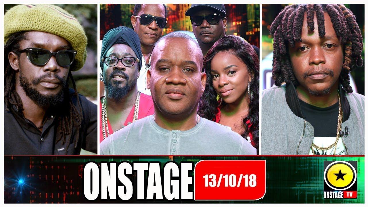 Beenie, Tanto Metro & Devonte, Tony Kelly, Alex Frass @ Onstage TV [10/13/2018]