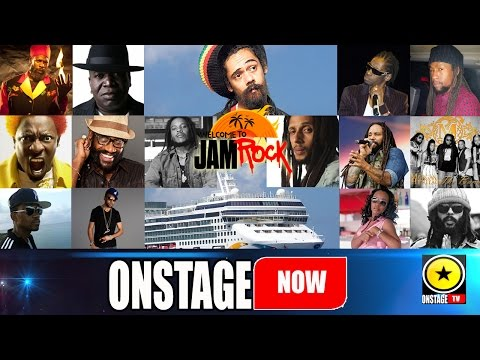 Welcome To Jamrock Reggae Cruise 2015 #1 Special @OnStage TV [12/12/2015]