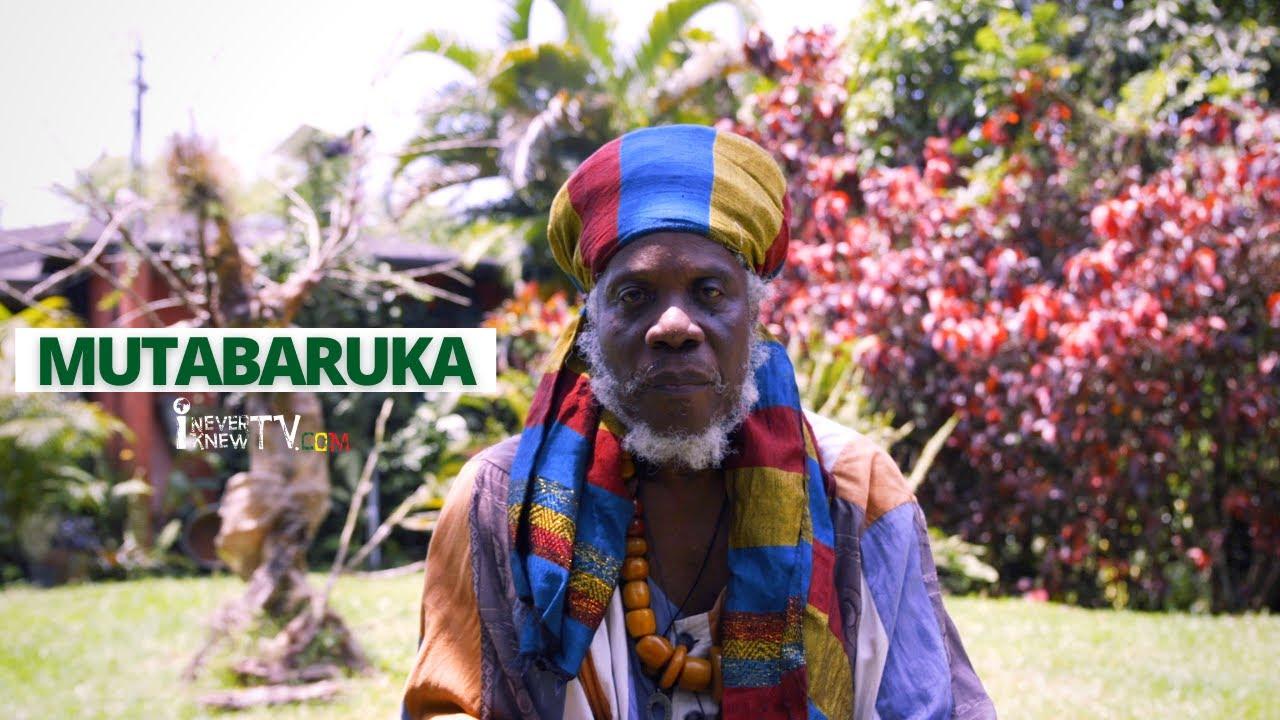 Mutabaruka About White Rastas and The Rastafari Movement (I NEVER KNEW TV) [5/12/2021]