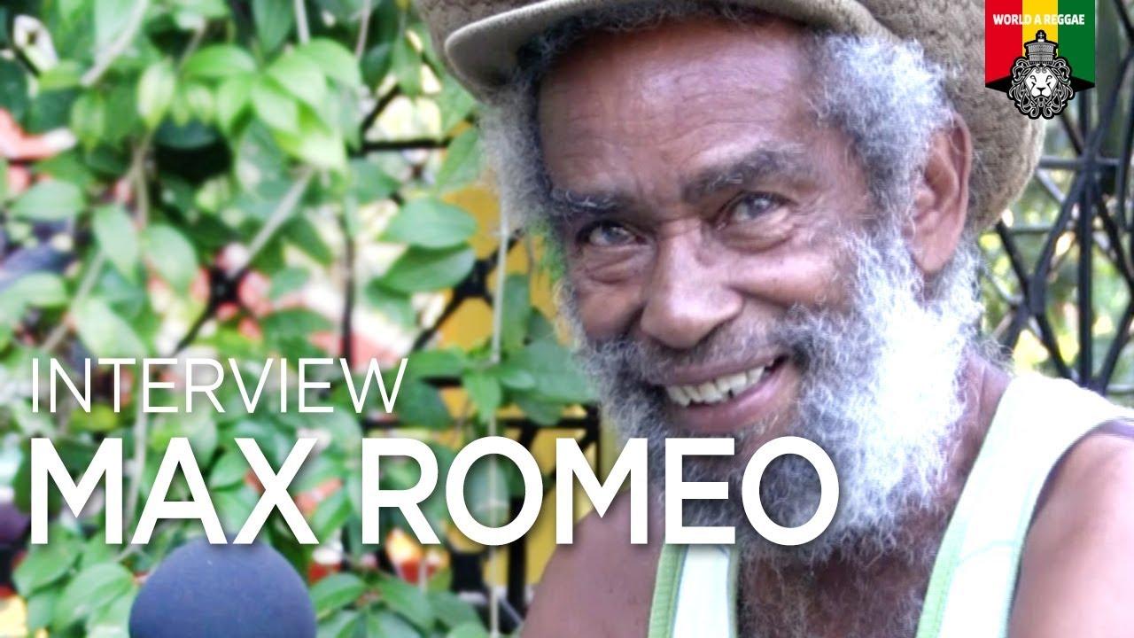 Max Romeo Interview @ World A Reggae [2/11/2019]