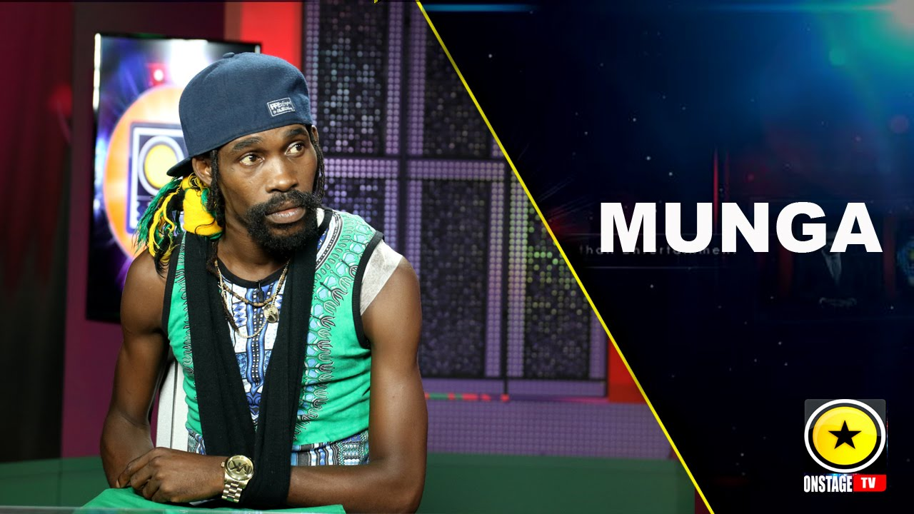Interview With Munga @ Onstage TV [9/5/2015]