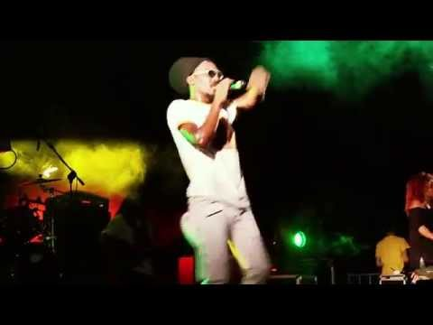 Anthony B & Bornfire Band @ Bababoom Festival 2015 [7/17/2015]
