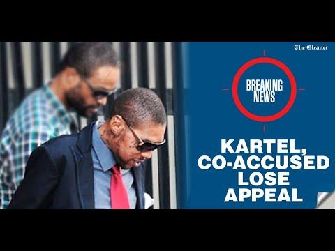Vybz Kartel loses appeal (Jamaica Gleaner) [4/3/2020]