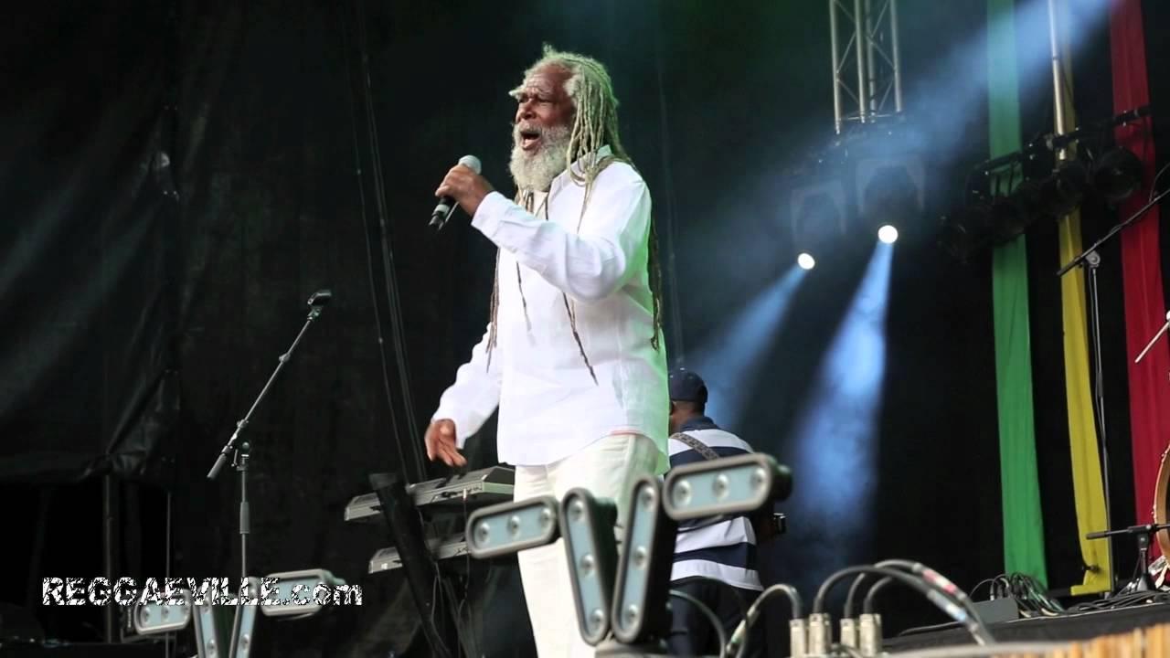 Bob Andy @ Reggae Geel [8/4/2012]