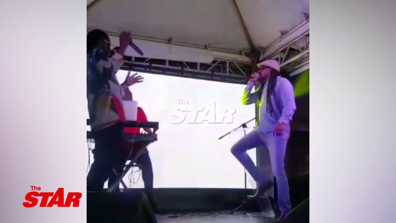 From Rivals to Idols - Bounty & Beenie tease legendary Reggae Sumfest performance [5/30/2019]