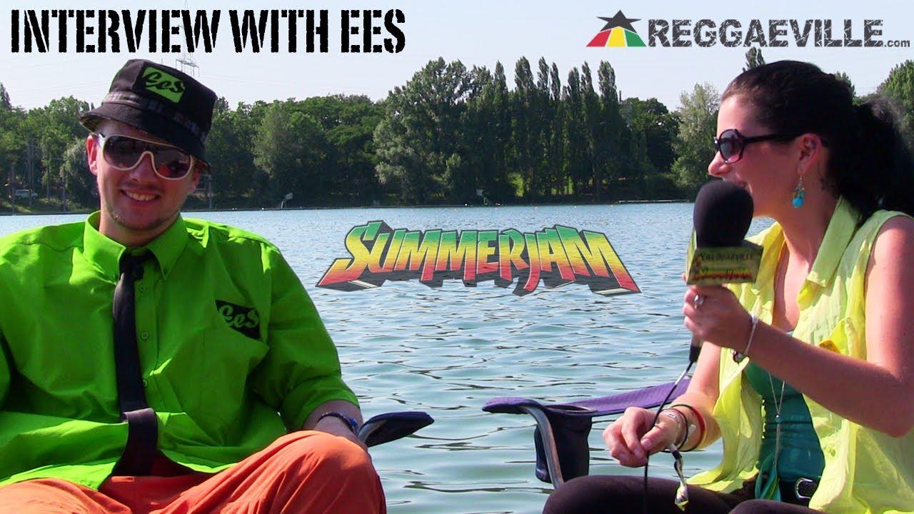 Interview with EES @SummerJam [7/7/2013]