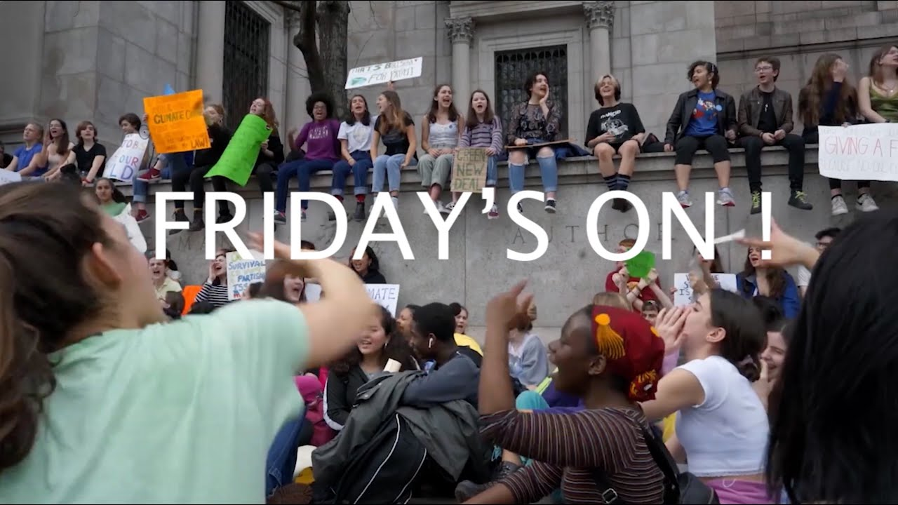 Ziggy Marley - Friday's On (Lyric Video) [12/13/2019]