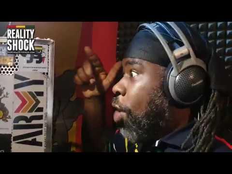 Solo Banton - Dubplate @ Reality Shock Studio [7/28/2019]