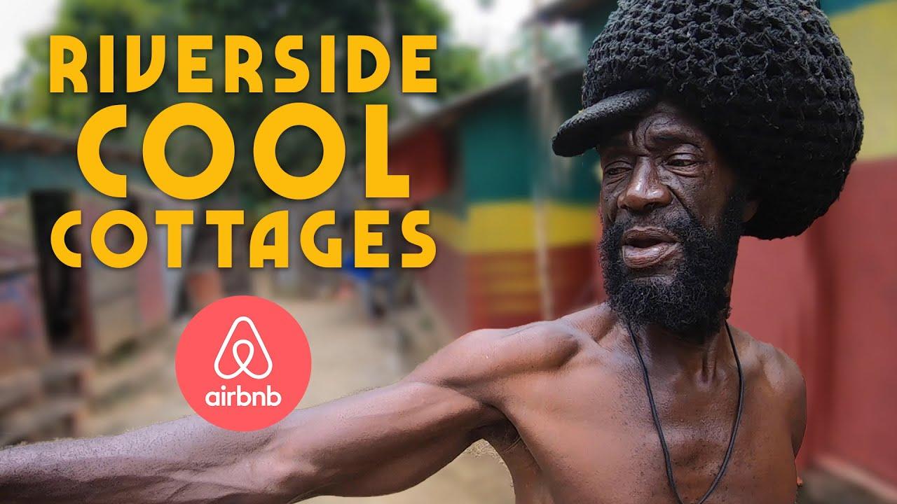 Rasta Mokko's Riverside Cool Cottages on AirBnB Tour! [11/15/2019]