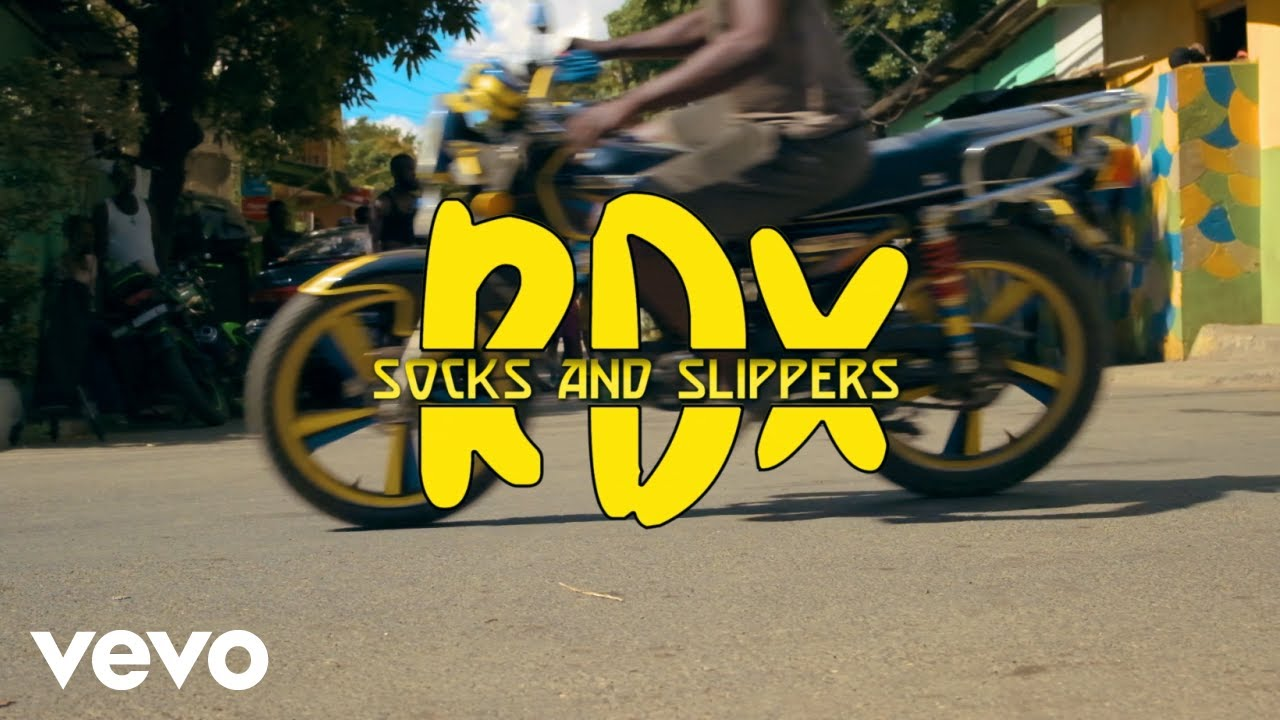 RDX - Socks and Slippers [3/27/2020]