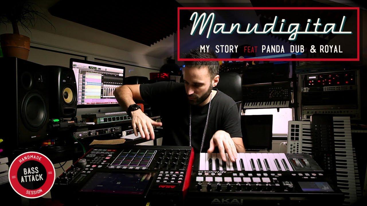 ManuDigital feat. Panda Dub & Royal - My Story [2/8/2019]