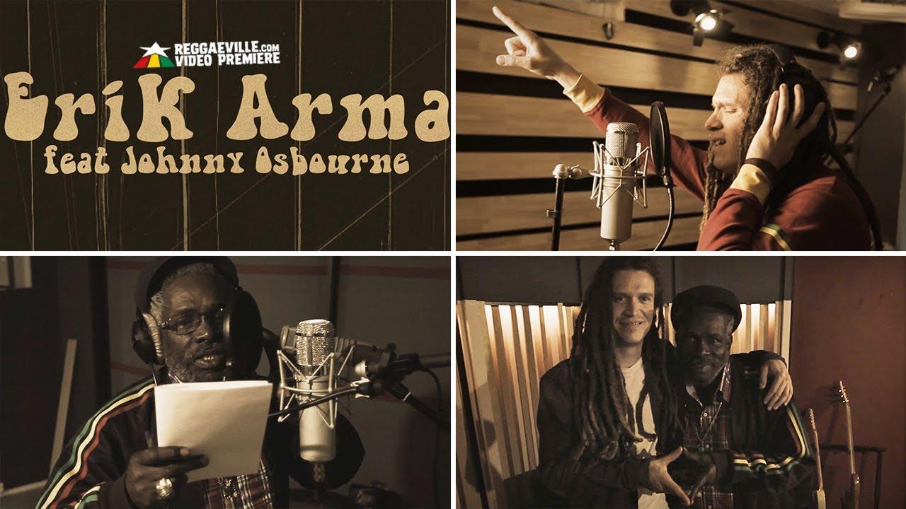 Erik Arma feat. Johnny Osbourne - Peace [6/27/2017]