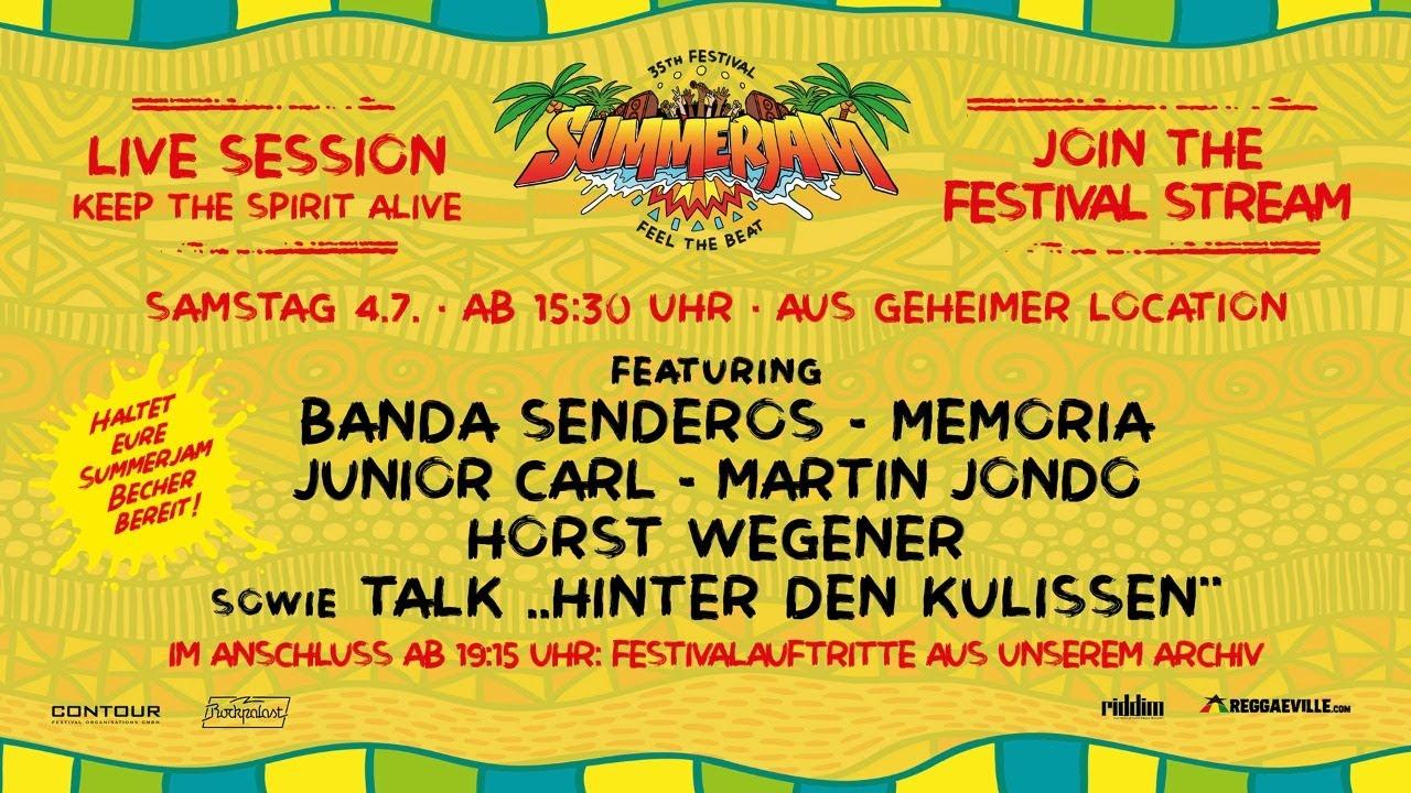 SummerJam 2020 - Live Session (Live Stream) [7/4/2020]