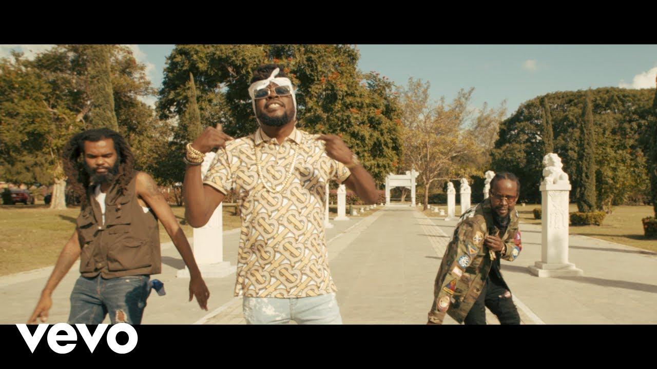 Beenie Man feat. Popcaan & Dre Island - Fun In The Sun [3/5/2021]