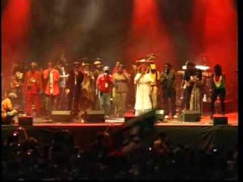 Abyssinians - Benicassim, Spain @ Rototom Sunsplash [8/28/2010]