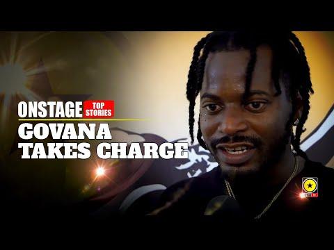 Govana Interview @ Reggae Sumfest 2019 (OnStage TV) [7/19/2019]