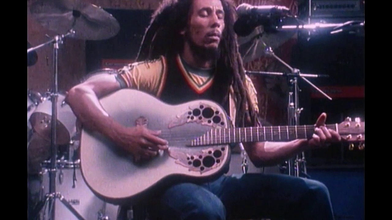 Video: Bob Marley - Redemption Song 3/1/1980