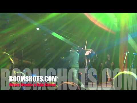 Buju Banton & Wayne Wonder @Before The Dawn [1/16/2011]