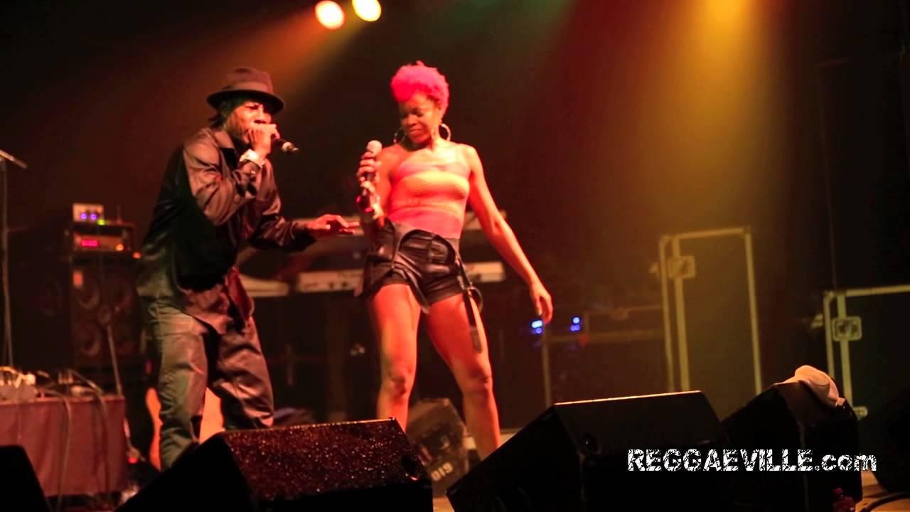 Shabba Ranks @Reggae Geel [8/3/2012]