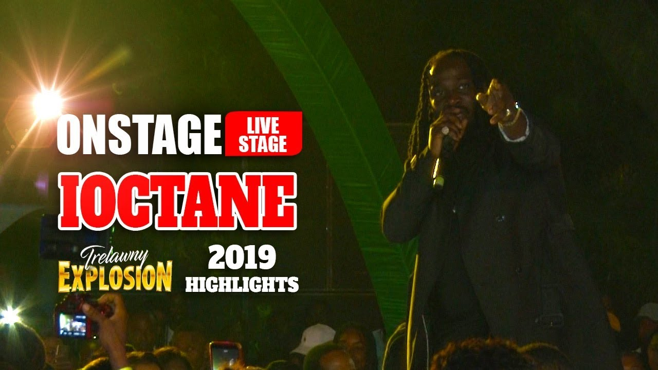 I-Octane @ Trelawny Explosion 2019 (OnStage TV) [9/27/2019]