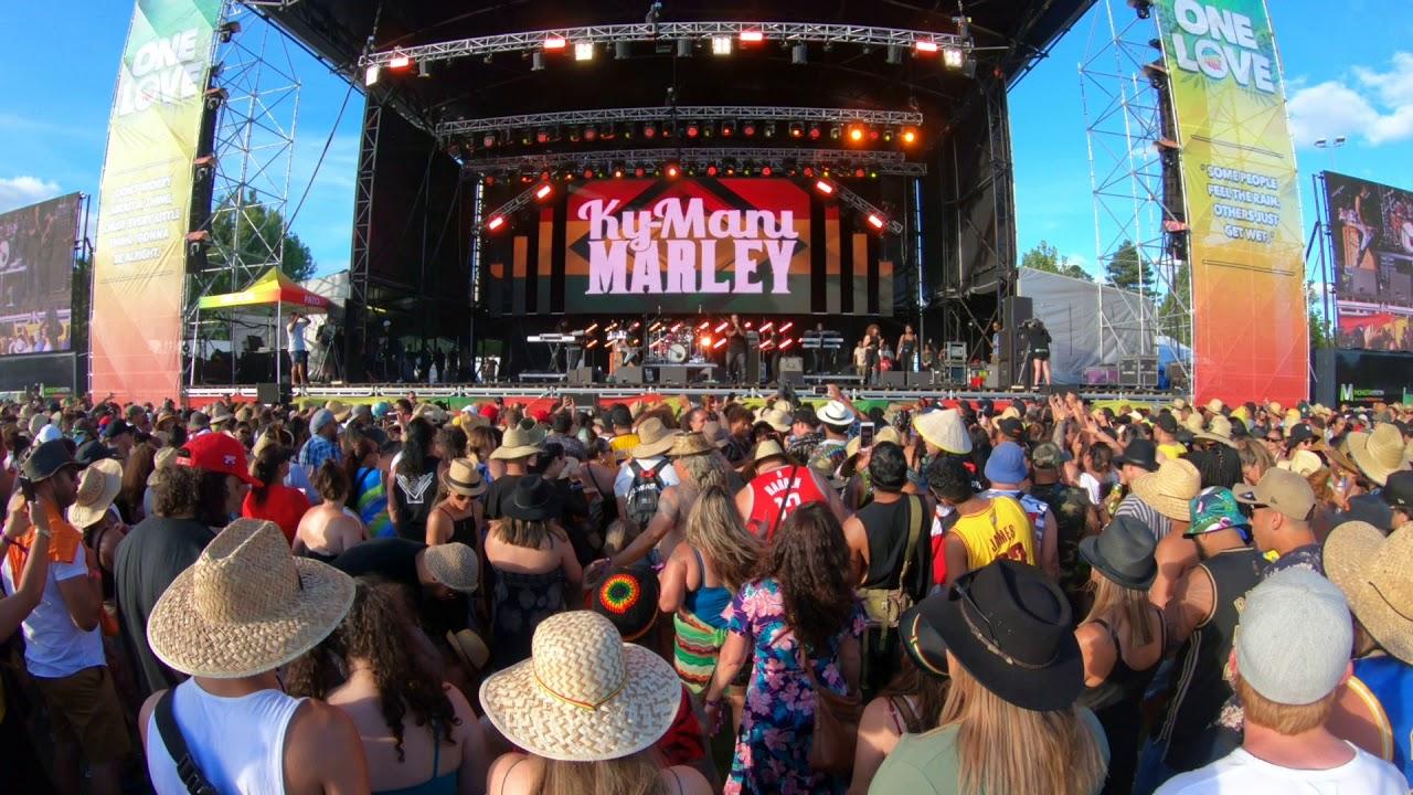 Ky-Mani Marley @ One Love Festival NZ 2019 [1/26/2019]